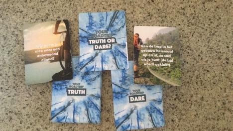 Your Roadtrip Truth or Dare?-spel